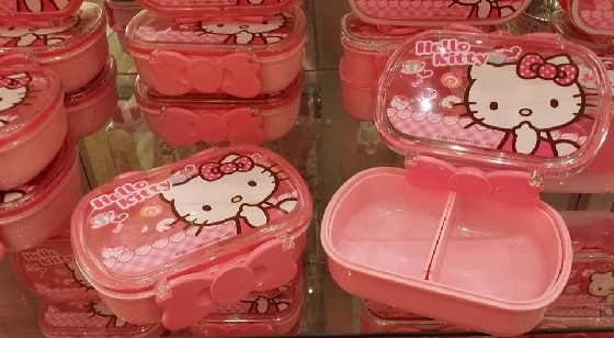 HK Food containers 1