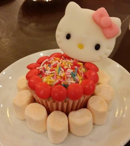 Winning cup cake by Mommy Jen Aspacio