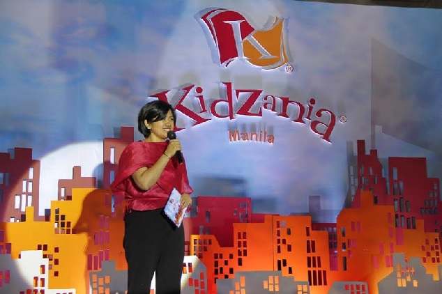 KidZania Manila Industry Partners Director Cecille L. Mariño