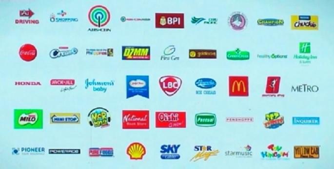 KidZania partner brands