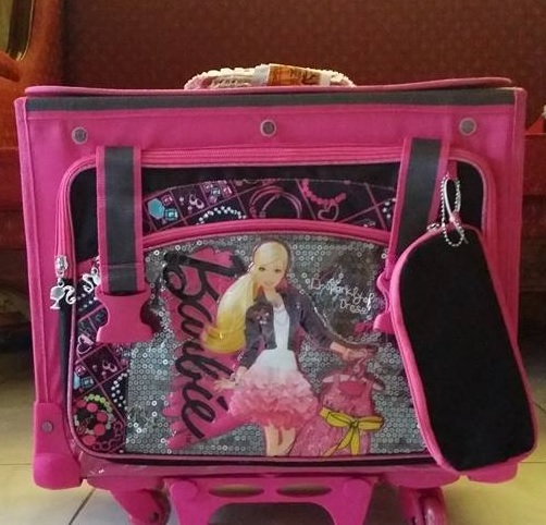 barbieschoolbag