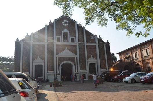 sta monica parish church