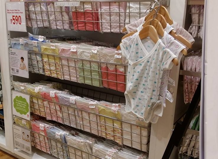 fc2ca2e49 From the raw material used to the finished product, all clothes are made  sure to be formalin-free to ensure the health and safety of babies.