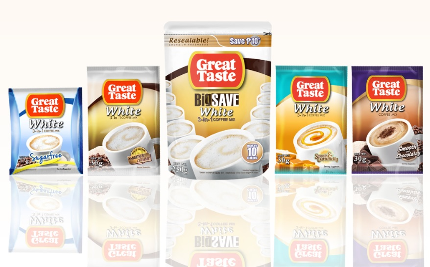 great taste white variants and big save pack
