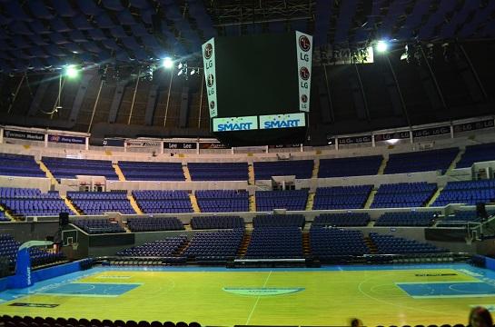 Smart Araneta Coliseum 1