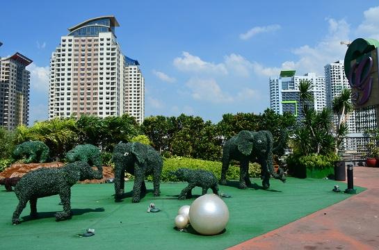 Topiary Garden 1