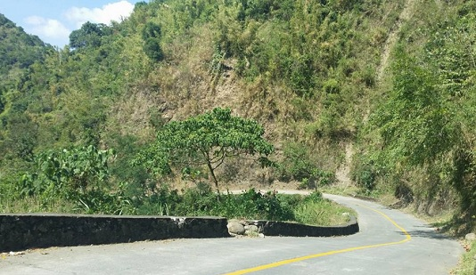 Asin road