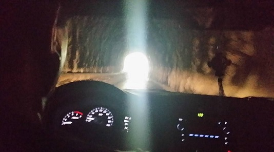 Asin tunnel 2