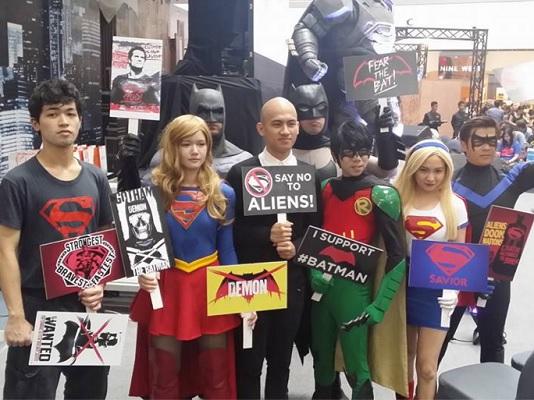 BatmanvSupermanrally