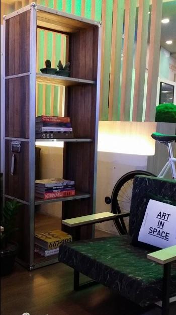 Art In Space exhibit
