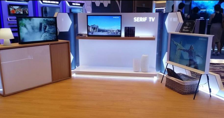 SamsungSerifTv